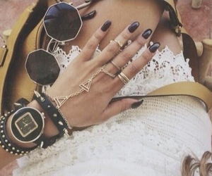 nails, fashion, and summer image