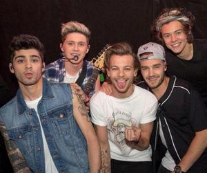 one direction, Harry Styles, and niall horan image