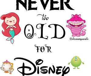 disney, child, and old image