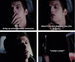 peter hale and isaac lahey image