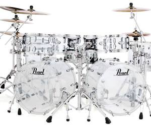 beat, drum, and pearl image