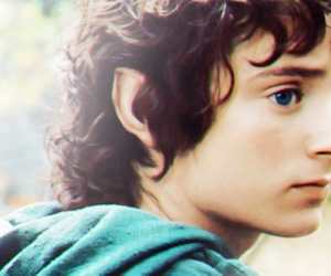 elijah wood, hobbit, and fellowship of the ring image
