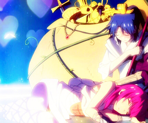 magi, morgiana, and anime image