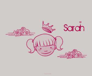 معنى اسم ساره و صور مكتوب عليها سارة
