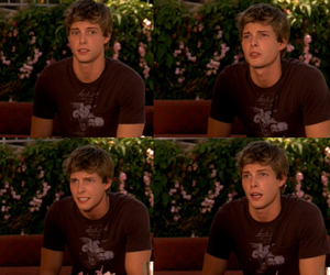 guy, Hunter Parrish, and weeds image
