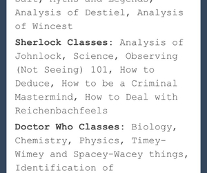 classes, doctor who, and fandom image