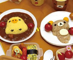 food, rilakkuma, and japan image