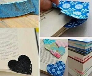books, diy, and heart image