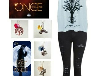 once upon a time and outfit image