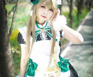 japanese girl, kawaii, and anime cosplay image