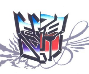 autobots, transformers, and decepticons image