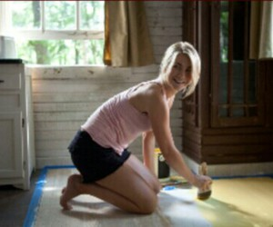 safe haven and yellow floors image