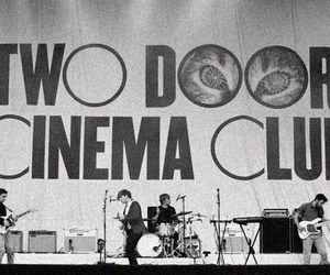two door cinema club, music, and band image