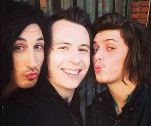 kiss, music, and james cassells image
