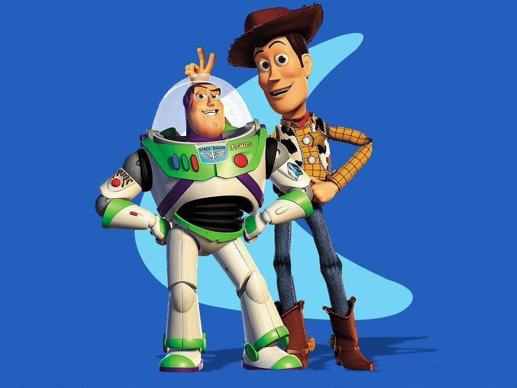 Toy Story Uploaded By Coralie Dps On We Heart It