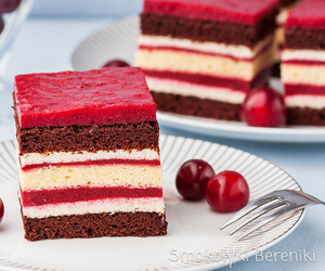 cake, dessert, and food image
