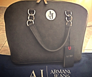 17, Armani, and bag image
