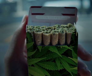 drugs, smoke, and szép image
