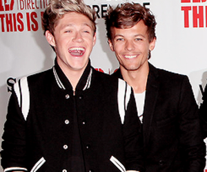 louis, niall horan, and 1d image