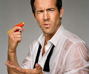 ryan reynolds, water, and Hot image