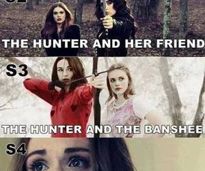 teen wolf, banshee, and hunter image
