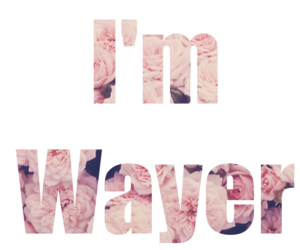 wayer, btw, and bytheway image