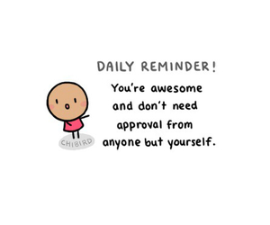 chibird, daily reminder, and happy image