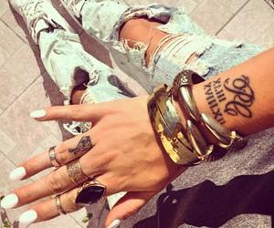 tattoo, fashion, and style image