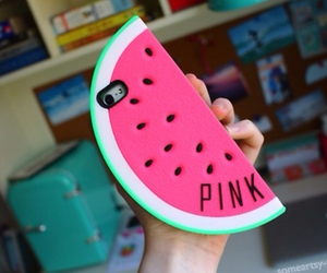 watermelon and iphone case image