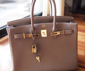 bag, hermes, and luxury image