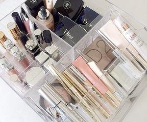 makeup, dior, and make up image