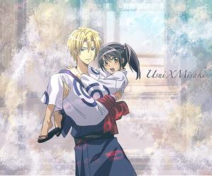 kaichou wa maid sama, anime, and misaki image