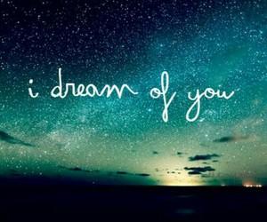 Dream, stars, and sky image