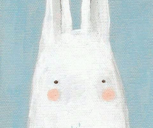 adorable, bunny, and cut image