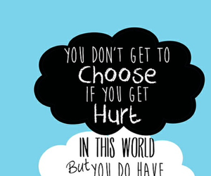 quote, book, and tfios image