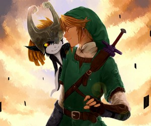 friendship, Legend of Zelda, and cute image
