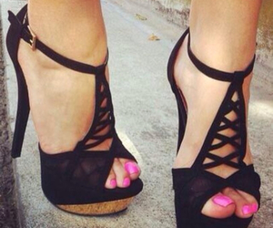 fashion, cute, and shoes image