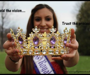crown, inspiration, and pageant image