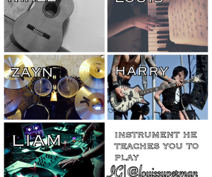 one direction imagine and instrument imagine image