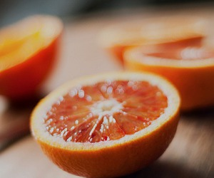 eat, food, and grapefruit image