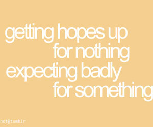 hope, quotes, and text image