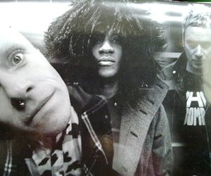 the prodigy, keith flint, and maxim reality image