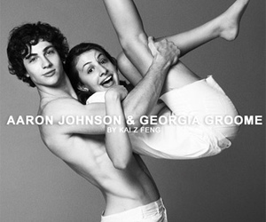 aaron johnson, short, and angus image