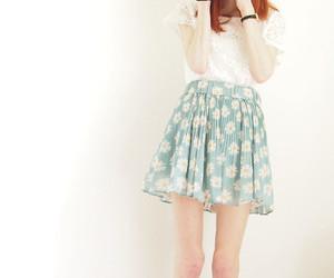 girl, dress, and tumblr image