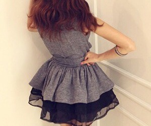 beautiful, bow, and clothing image