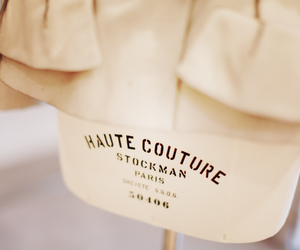 fashion, Couture, and haute couture image
