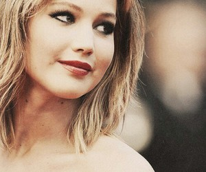 beautiful, Jennifer, and lawrence image