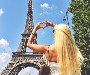 blondie, girl, and paris image
