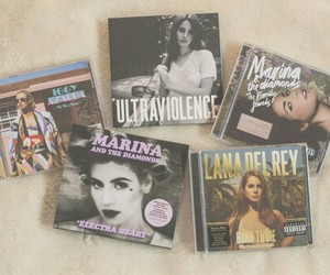 grunge, marina and the diamonds, and queens image