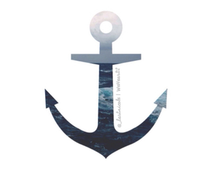 anchor and ocean image